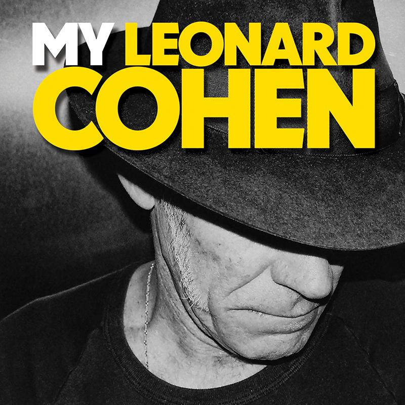 My Leonard Cohen - Event image