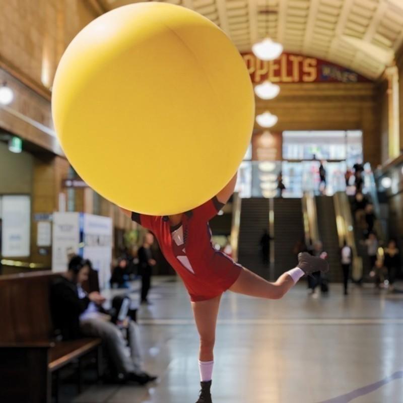 Fringe at Adelaide Railway Station - Event image