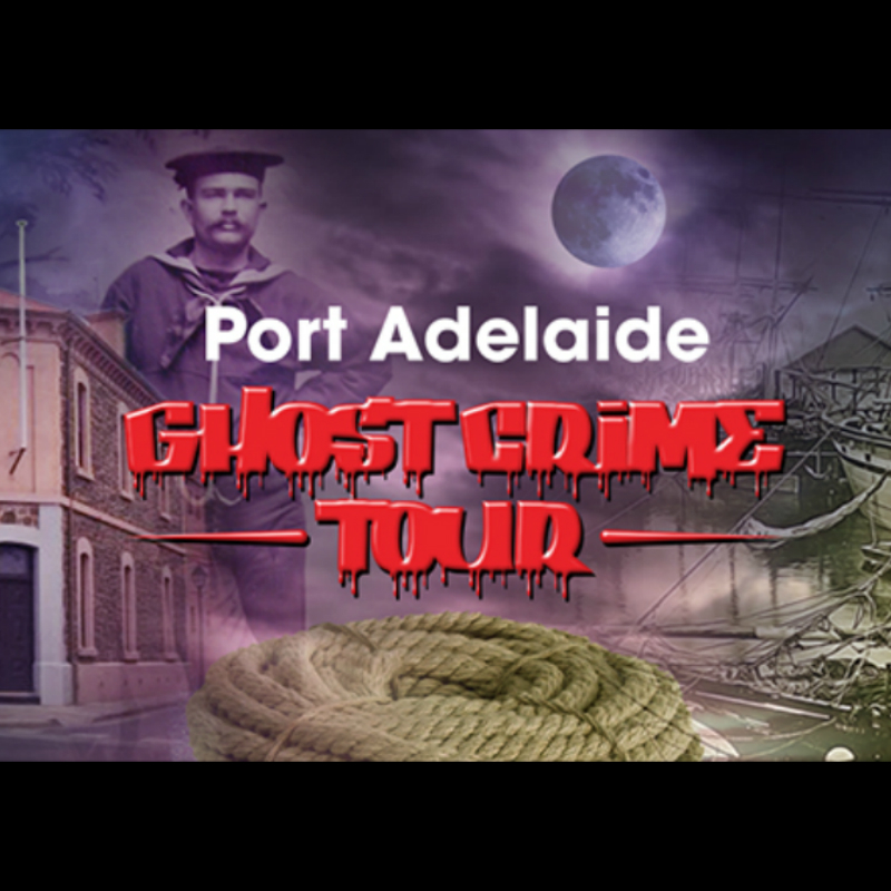 Port Adelaide Ghost Crime Tour - Event image