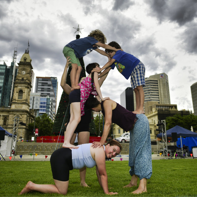 Come and Try Circus Workshops - Event image