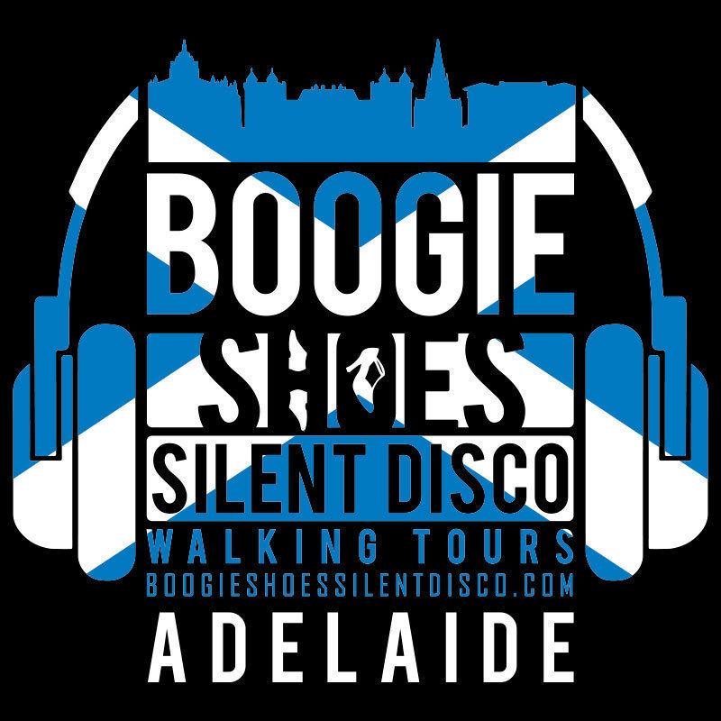 Scaled boogieshoes silentdisco adelaide