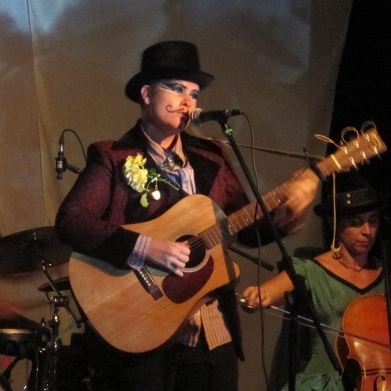 Edi Donald and the Transients - Event image