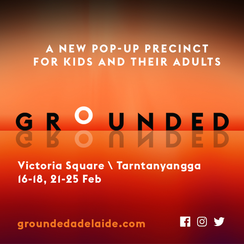 GROUNDED - Event image