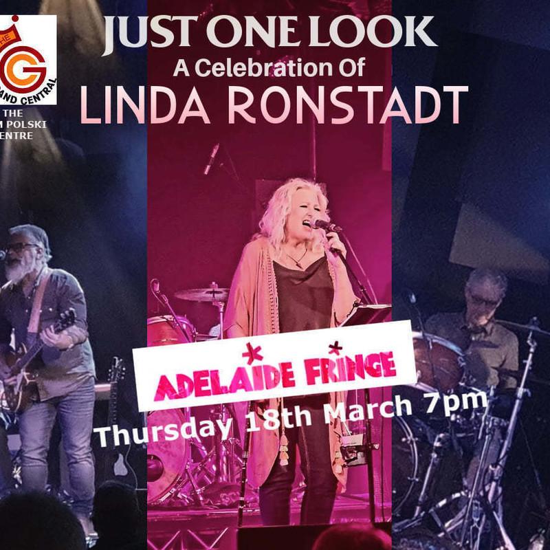 Just One Look - A celebration of Linda Rondstadt - Event image