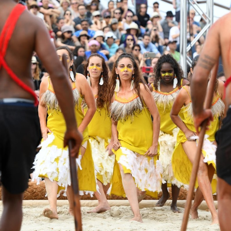 Scaled dance rites image