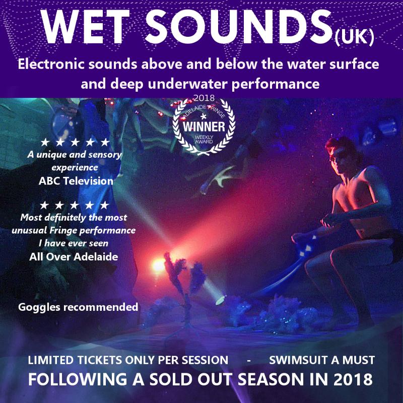 Wet Sounds - Event image