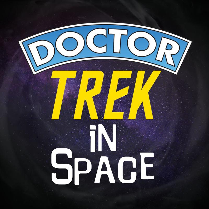 Scaled doctor trek in space   fringe guide