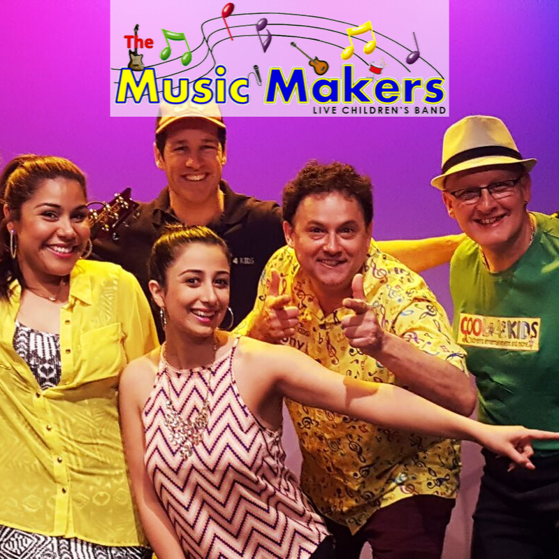 Scaled music makers band 2