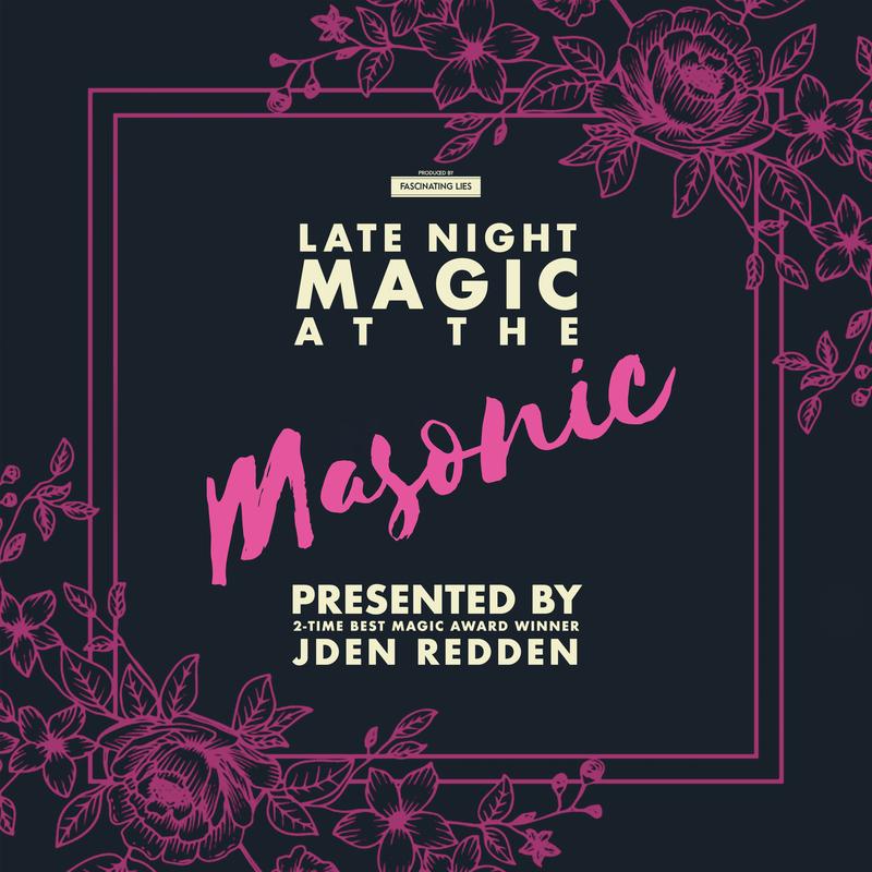Scaled late night magic