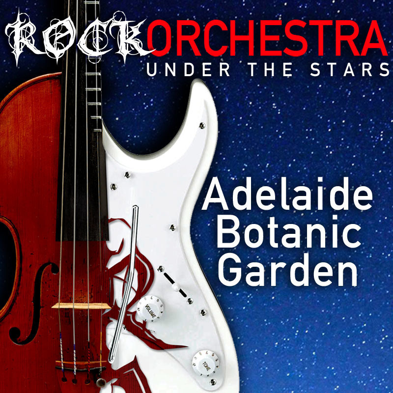 Rock Orchestra - Under The Stars - Event image
