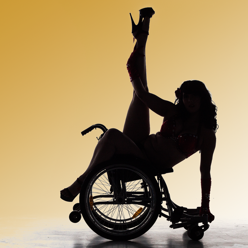 Singin' in the Pain: A Disability and Chronic Illness Cabaret - Event image