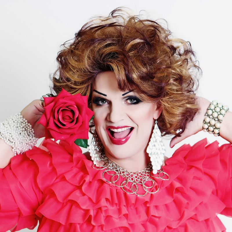 DOLLY DIAMOND: THE LADY IS A TRAMP - Event image