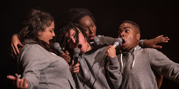 Rectangle battersea arts centre and bac beatbox academy frankenstein how to make a monster image credit  joyce nicholls  image 5