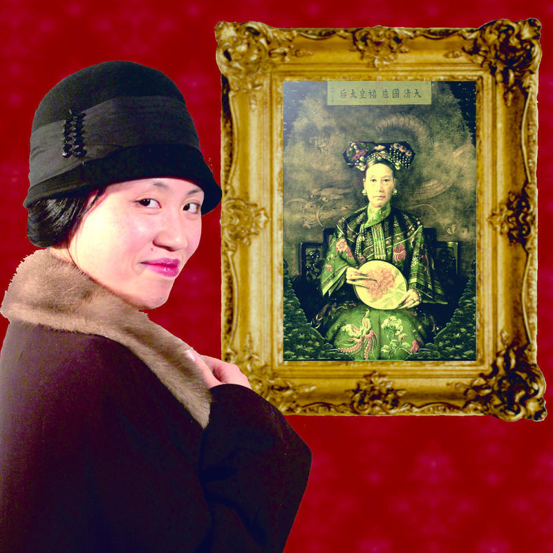 Scaled the empress and me edfringe brochure image 2