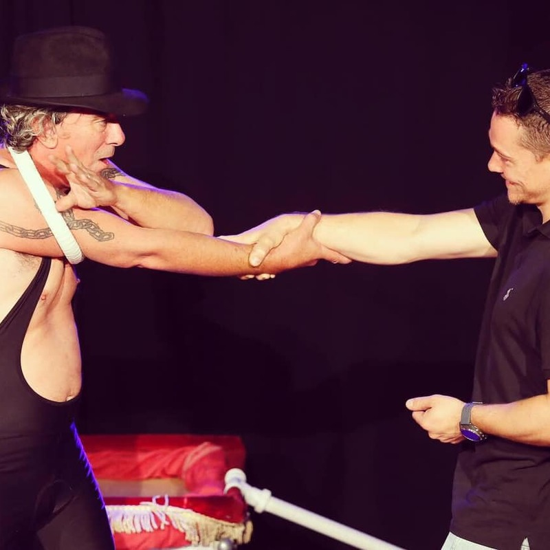 Tony Roberts: I'm a Magician Get Me Out of Here - Event image