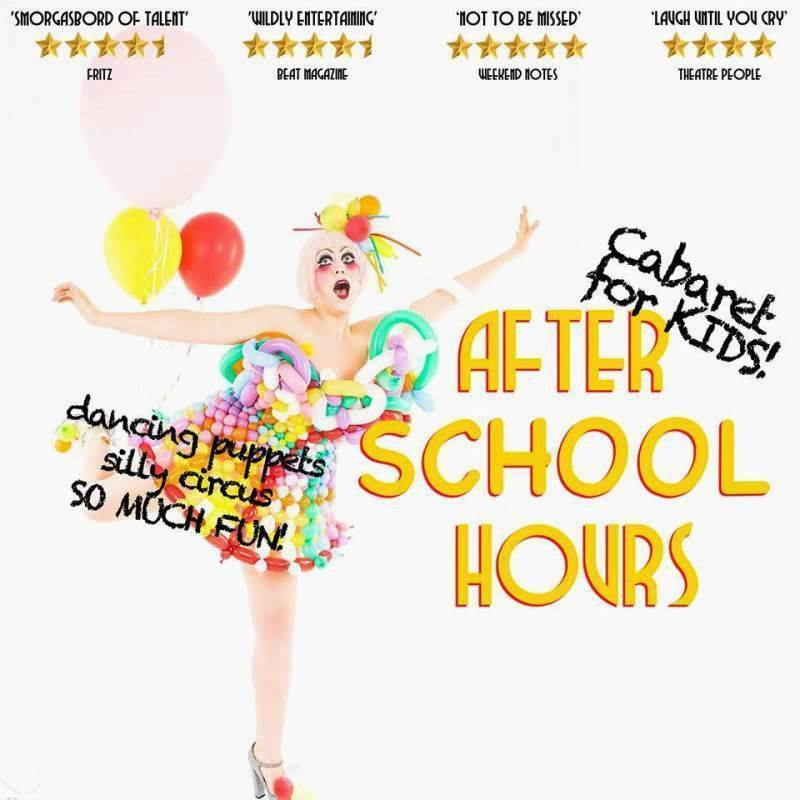 After School Hours - Event image
