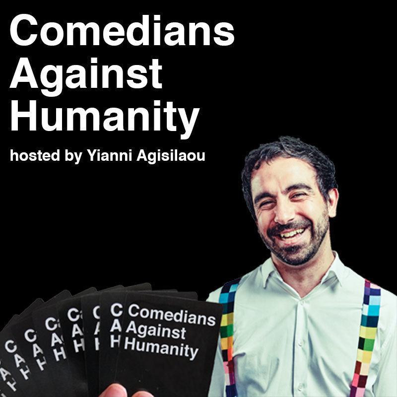 Scaled comedians against humanity website image