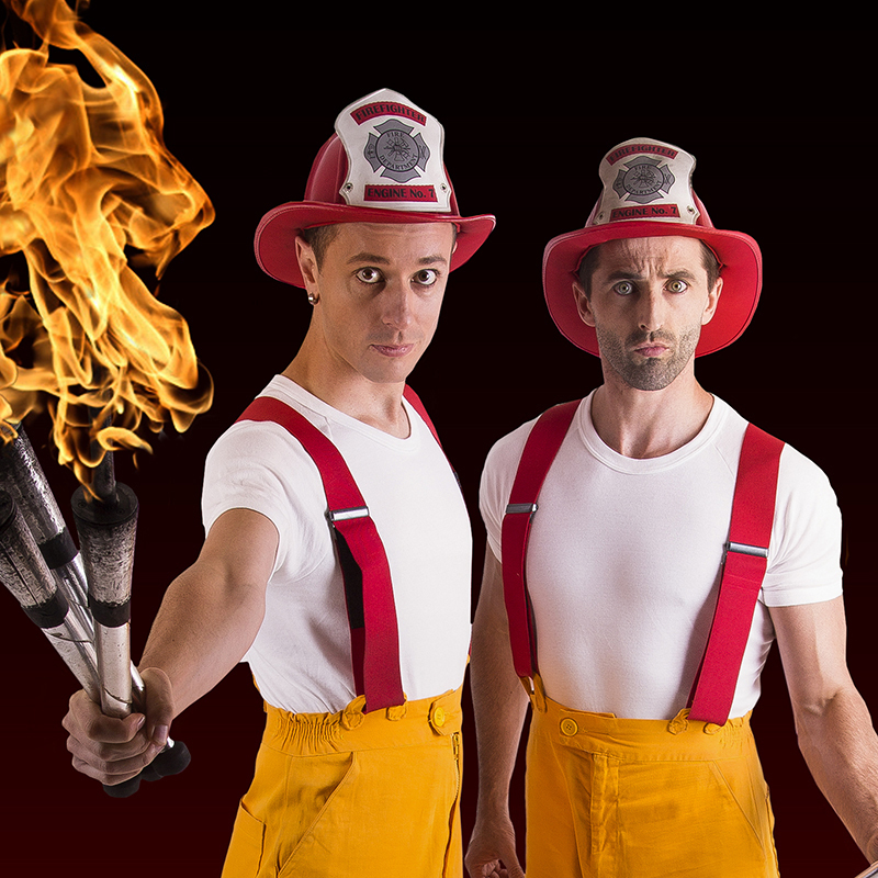The Circus Firemen - Event image
