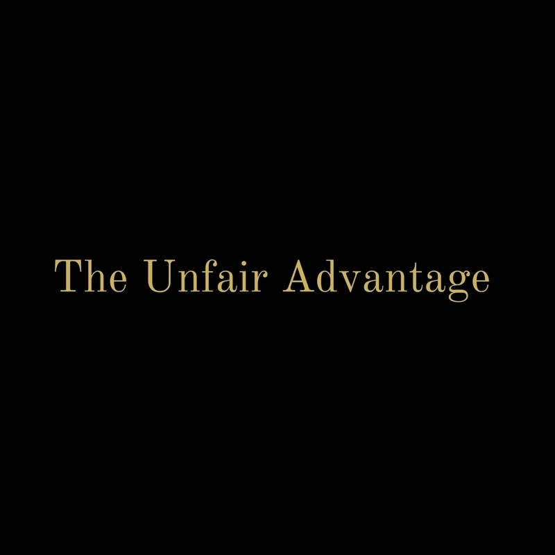 Scaled the unfair advantage
