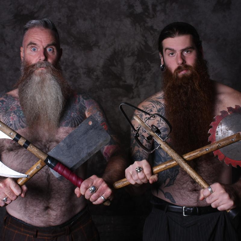 Scaled dirty tattooed circus bastards  img 3341