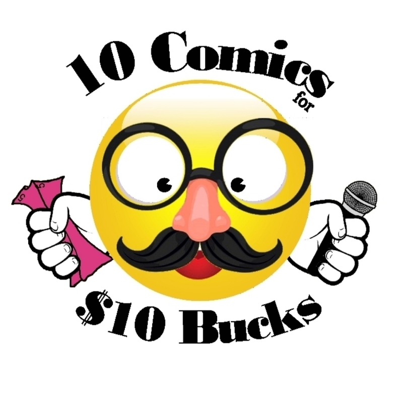 Scaled 10 comics  10 bucks adelaide image