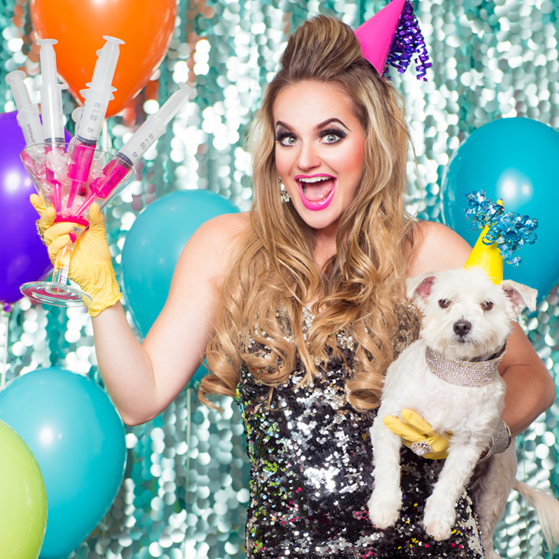 #FirstWorldWhiteGirls: Botox Party! - Event image