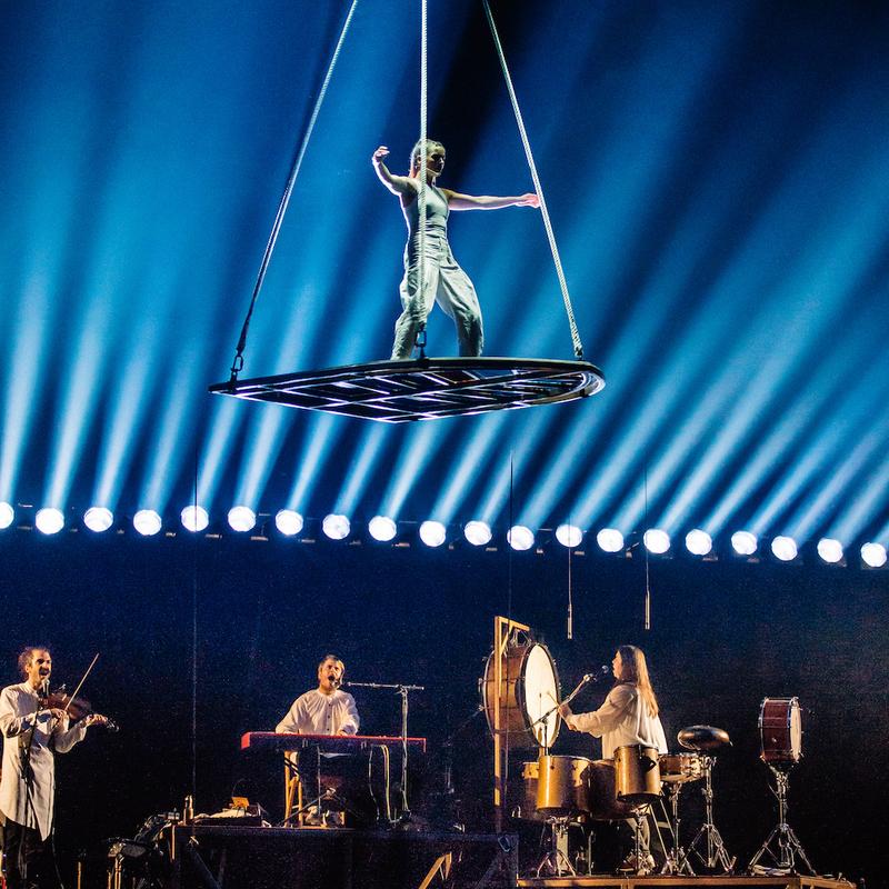 Cirque Alfonse: TABARNAK - Event image