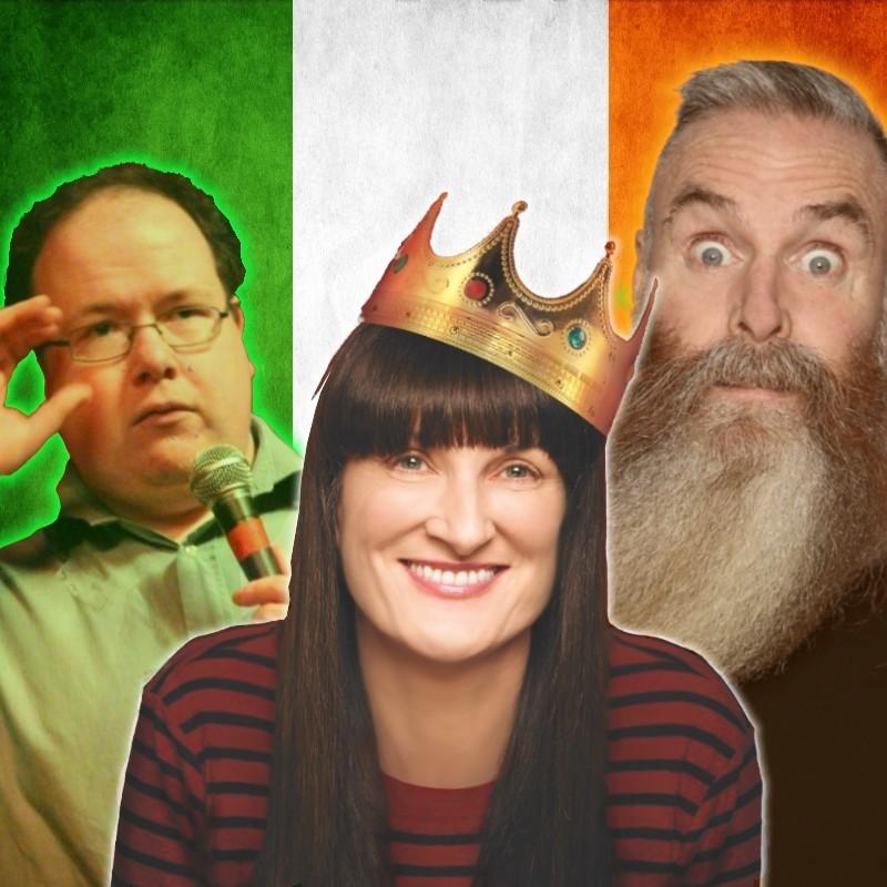 Absolutely Irish - Event image