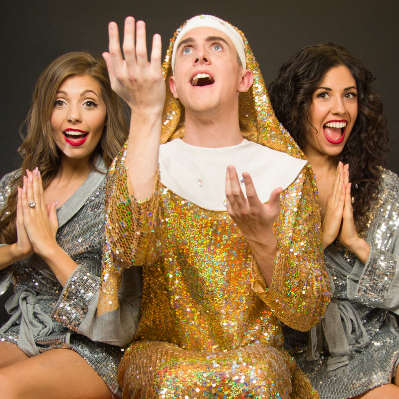 Two Brunettes And A Gay - God Save The Queens! - Event image
