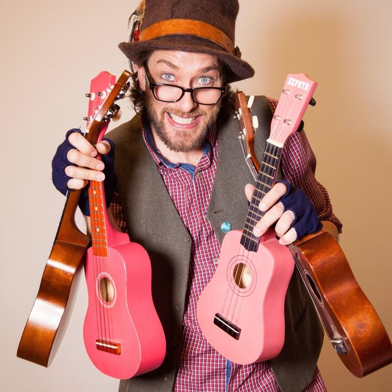 Scaled ukulele 1