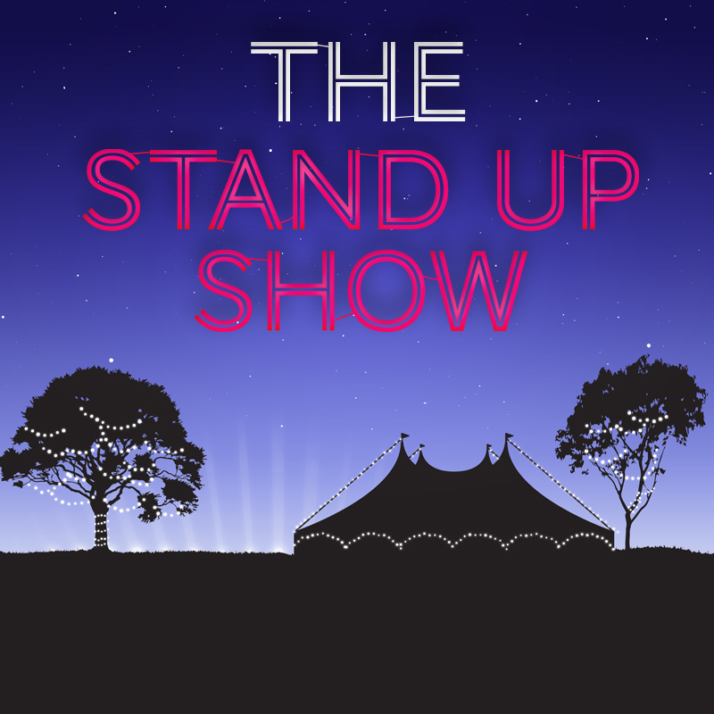 Scaled the stand up show