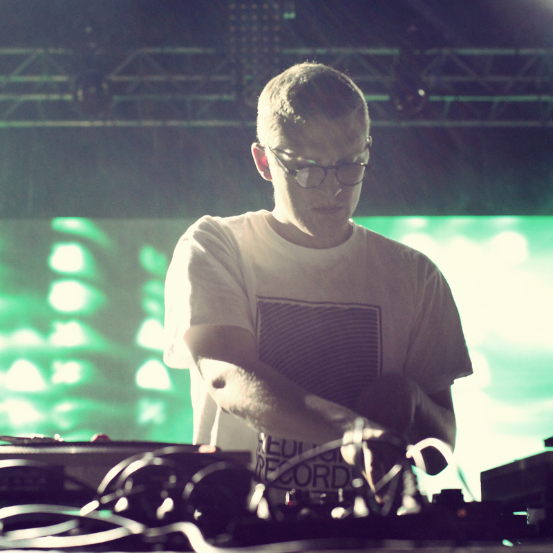 Floating Points - Event image