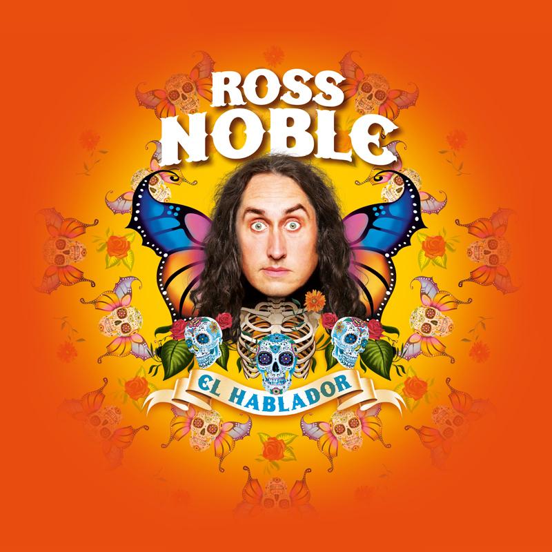 Ross Noble: El Hablador - Event image