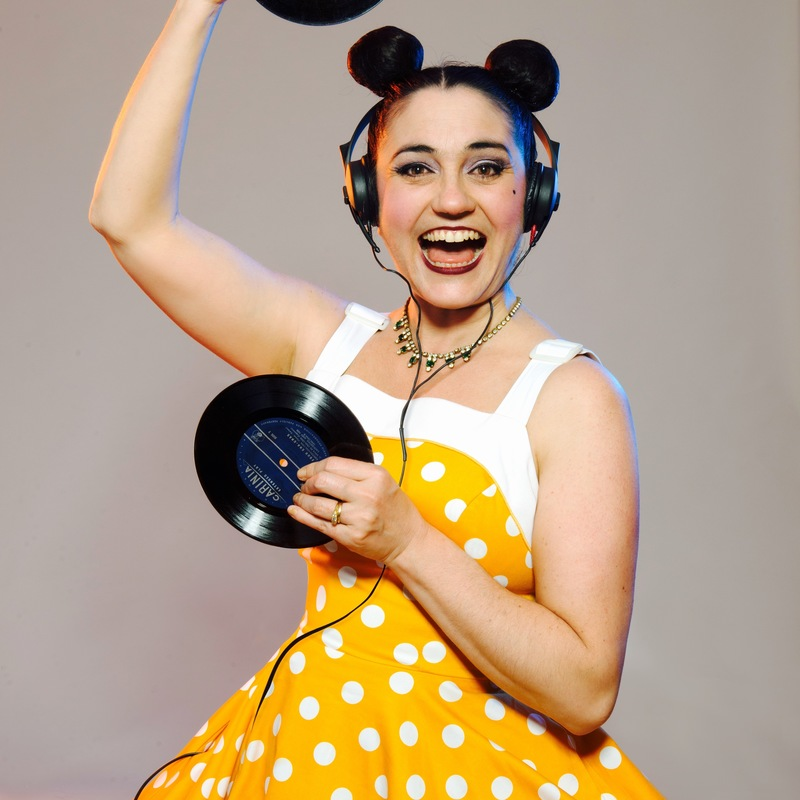 Monski Mouse's Baby Disco Dance Hall - Event image