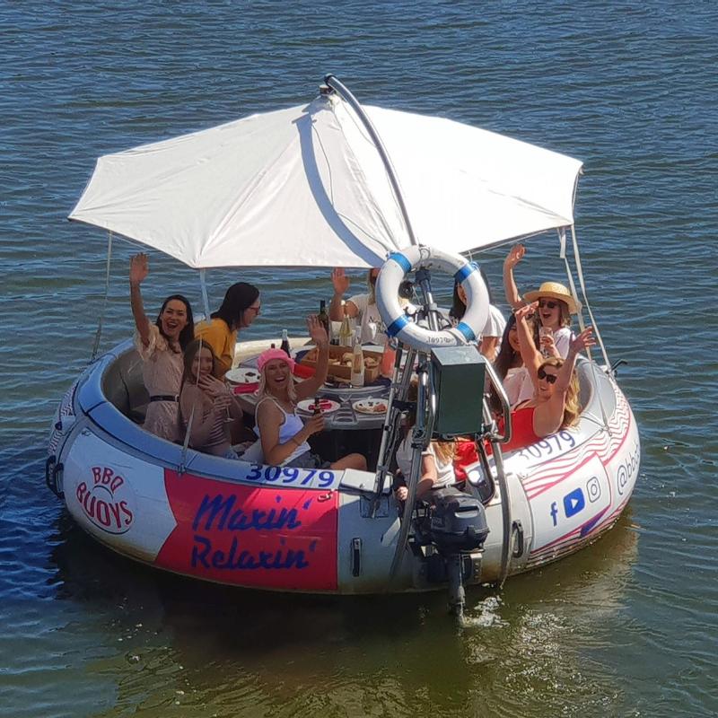 BBQ Buoys Cruise - Event image