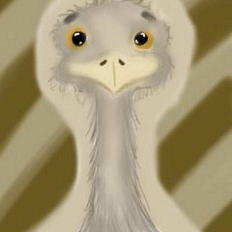 Scaled emu for george  2