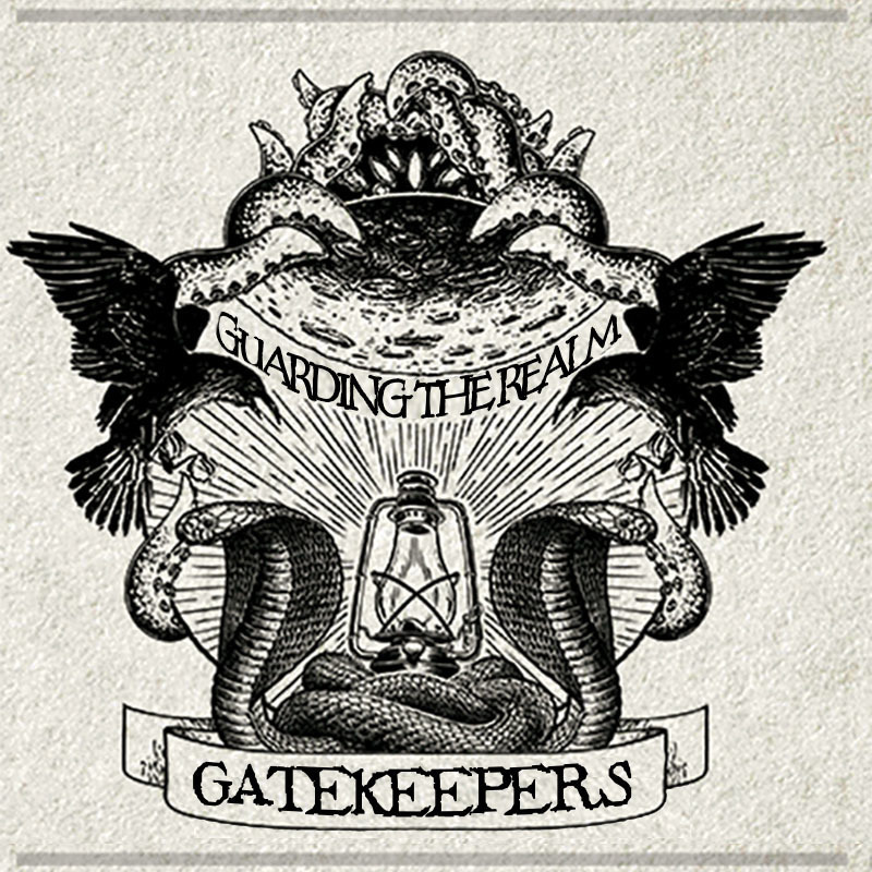Scaled gatekeepers logo