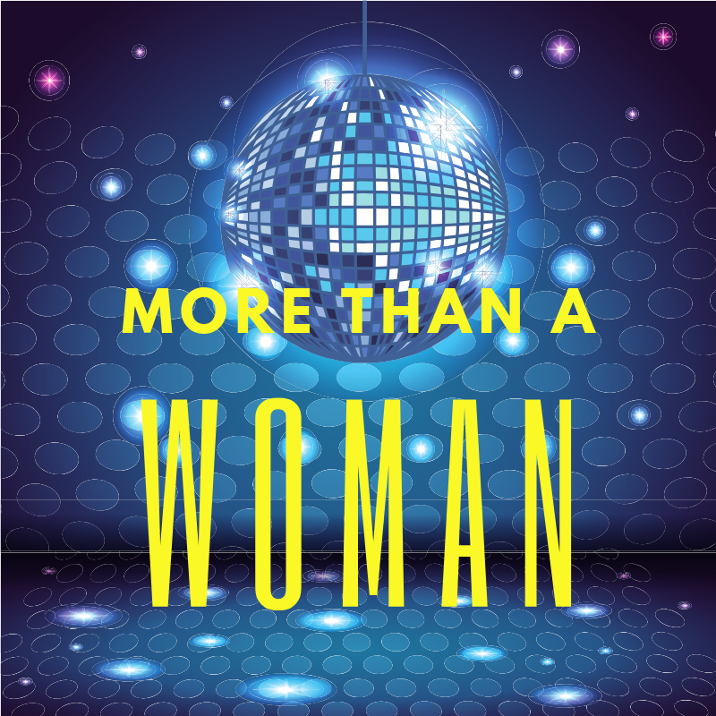 More Than A Woman - Event image