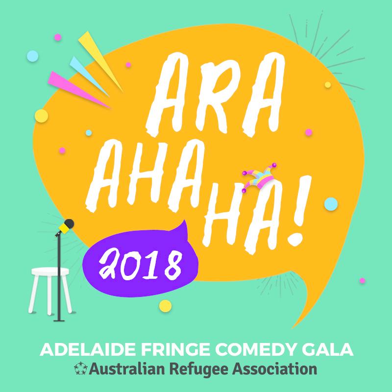 ARA AHAHA - Event image