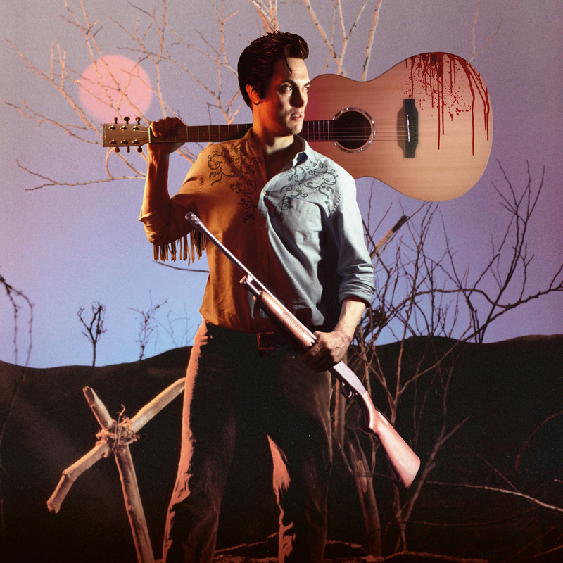 CANCELLED - Rob Kemp: The Elvis Dead - Event image
