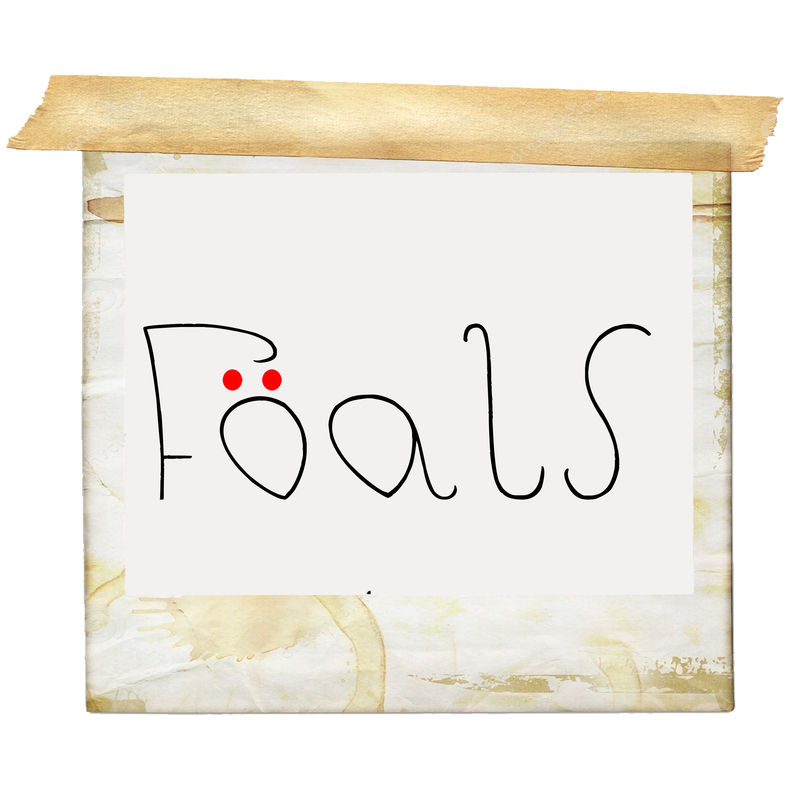 Foals - Event image