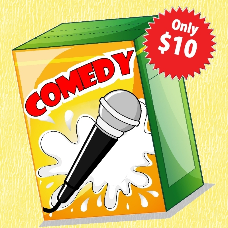 Scaled comedy box