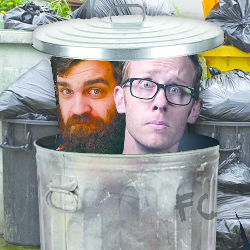 Scaled trash pic