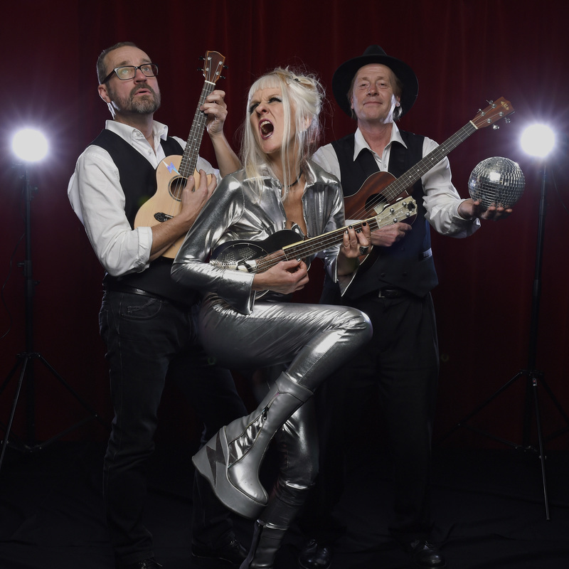 The Thin White Ukes: A Bowie Odyssey - Event image