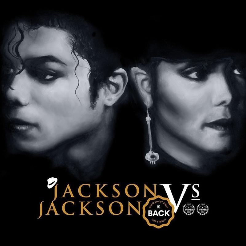 Jackson Vs Jackson - Event image