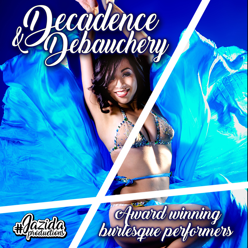 Scaled decadence and debauchery square