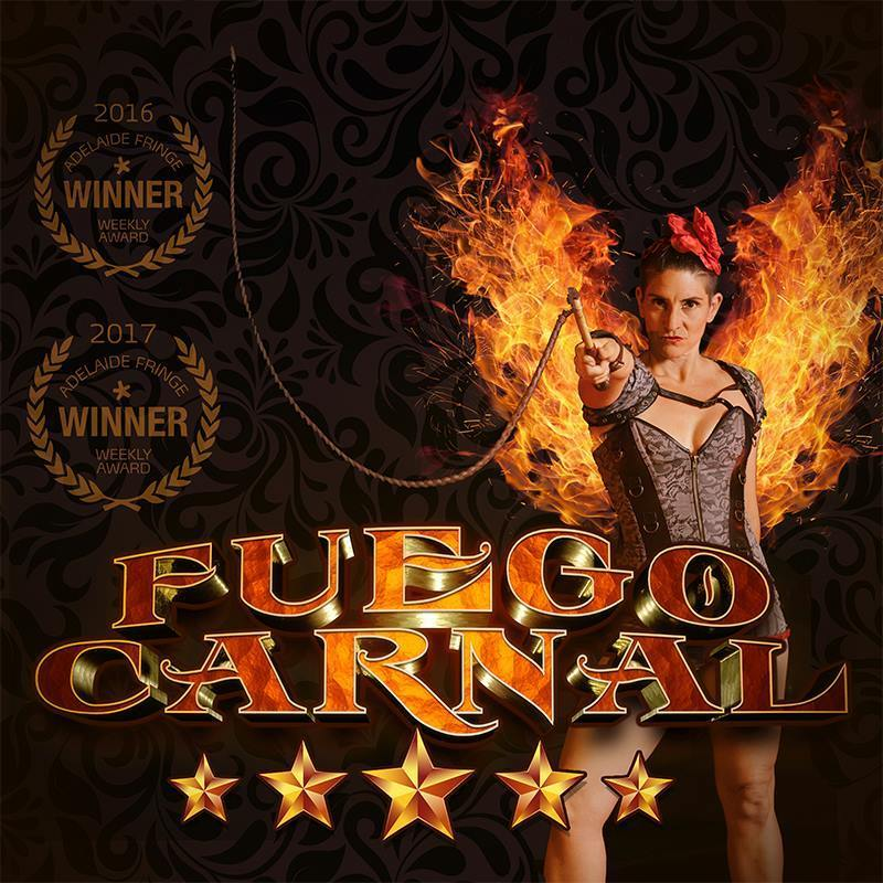 Fuego Carnal - Event image