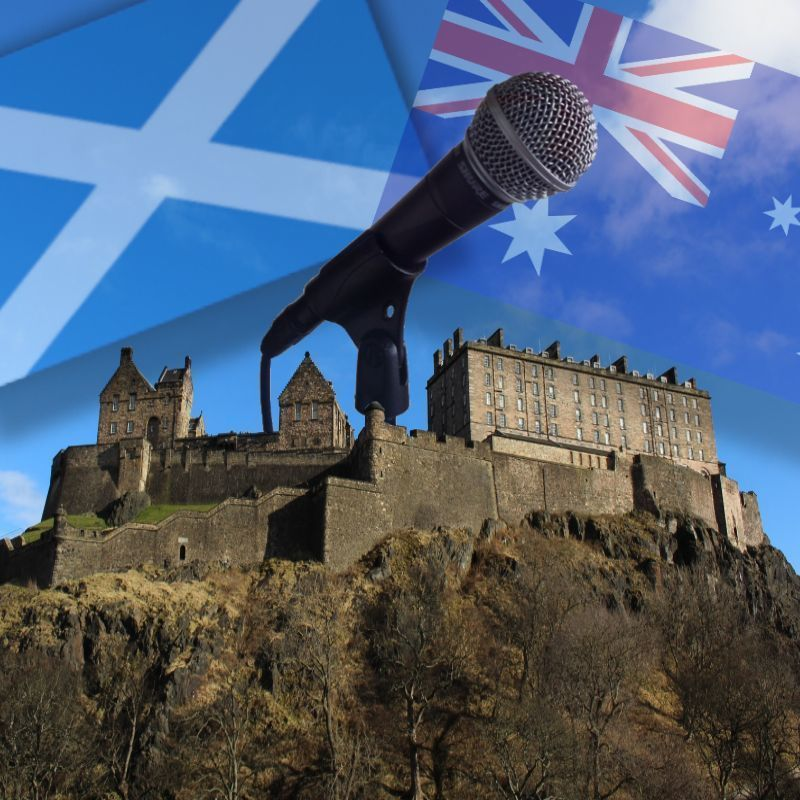 All The Best From Edinburgh... To Adelaide - Event image