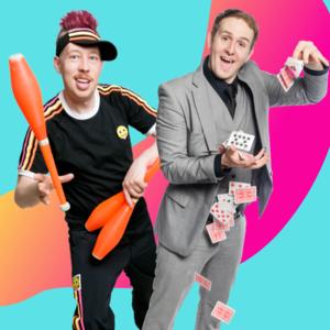 Thumb jugglingvsmagic