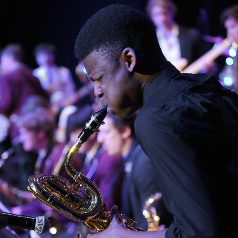 Stompin' at the Capri - The Best of Big Band Jazz From Adelaide's Finest High School Musicians - Event image